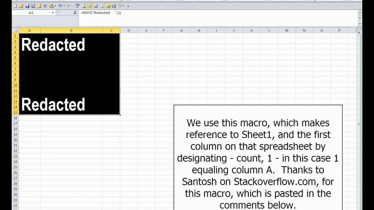 How To Edit Multiple Excel Worksheets Simultaneoulsy And