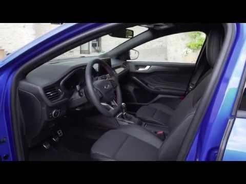 The New Ford Focus Interior Design