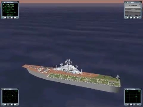 Marine Fighters - Kuril Mission 33: Flat Top