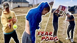 BLITZBALL FEAR PONG (PAINFUL FORFEITS)