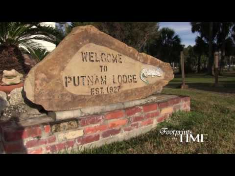 """Footprints in Time""  Putnam Lodge"