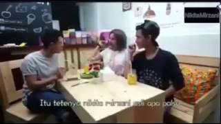 VIDEO PAYUDARA NIKITA MIRZANI DI PEGANG DUA PRIA