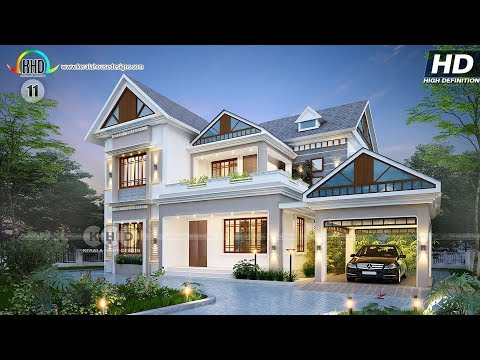Best 60 House designs of August 2018