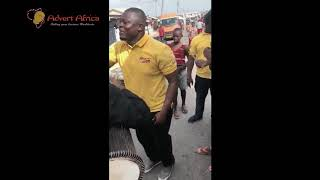 DJ Advicer of happy fm ,  king of the north# Kokonsa on Advert Africa