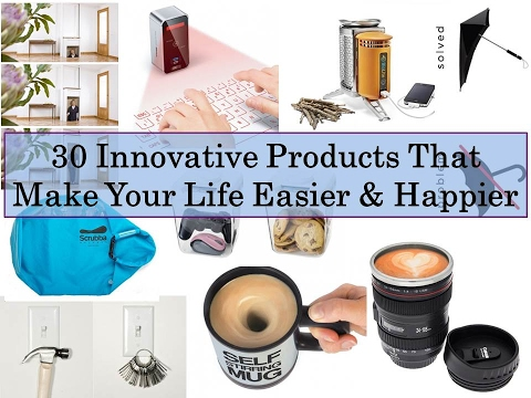 how to make innovative products