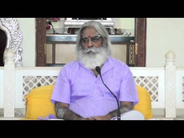 How to be happy - Shri Dnyanraj Manik Prabhu Maharaj, Maniknagar (Hindi)