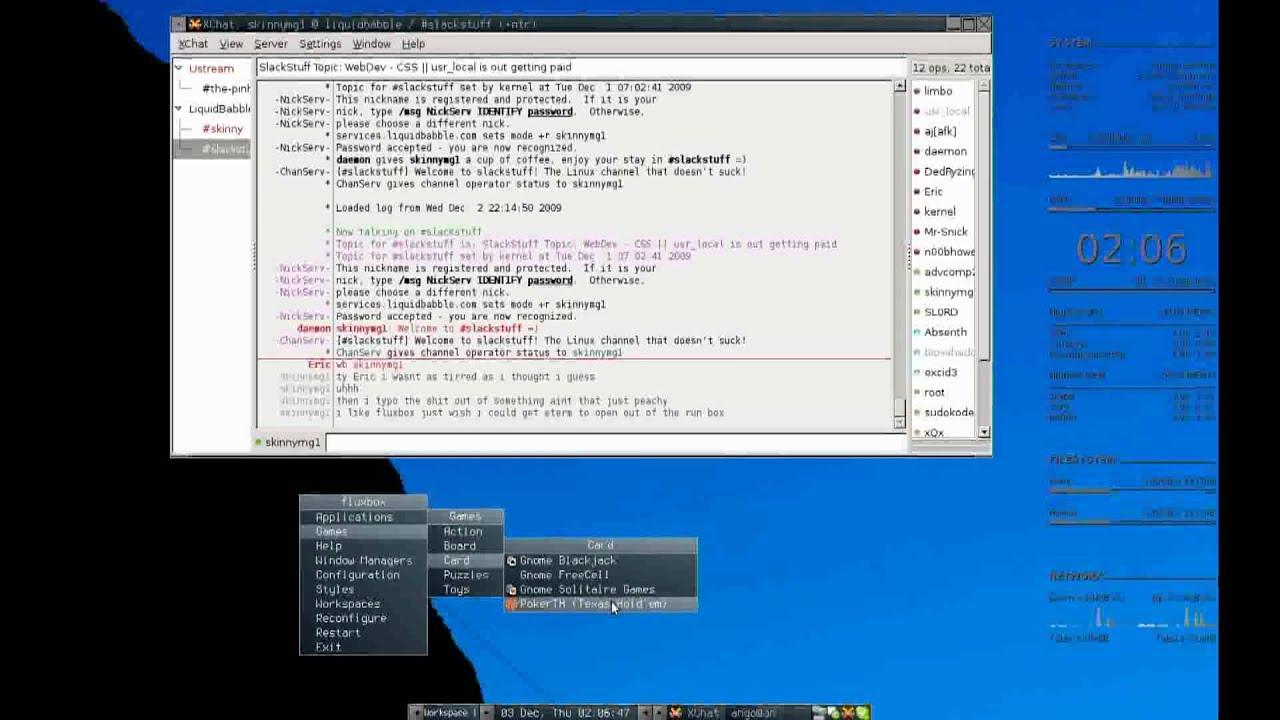 Ubuntu+fluxbox