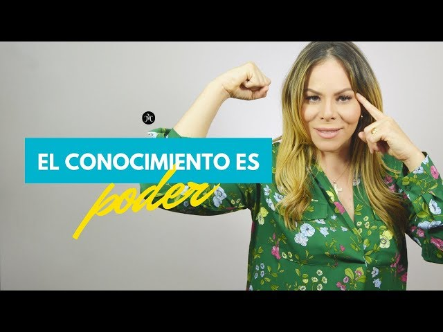 5 CONOCIMIENTOS QUE TE DAN PODER | Michelle Campillo