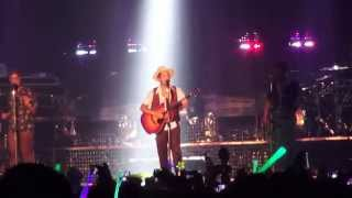 [Bruno Mars]140408 Live in Seoul_Nothin' On You