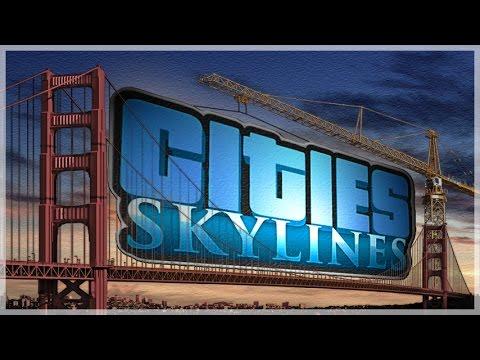 Cities: Skylines - Beautiful Realistic City - Episode 17 (Small Bridges)
