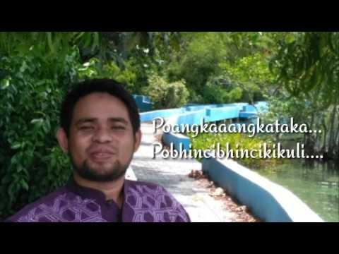 Official Video Lirik Lagu Daerah Buton Sulawesi Tenggara Judul Rango Rago