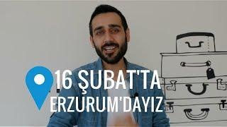 16 Şubat'ta Erzurum'dayız |YKS'ye 4 Ay Kala