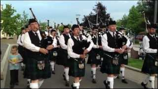 Luxembourg Pipers zu Mamer