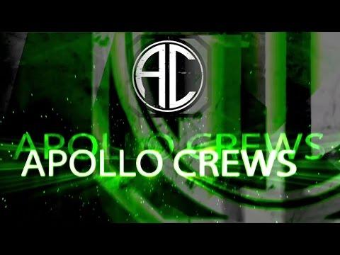 Apollo Crews Entrance Video