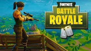 FORTNITE BATTLE ROYALE LIVESTREAM SOLO | PS4 GAMEPLAY | TEST STREAM