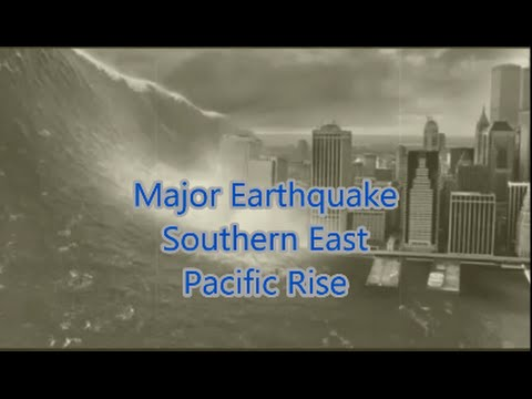 MAJOR EARTHQUAKE M7.1 Southern East Pacific Rise; Oct 9, 2014
