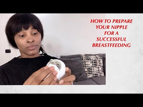 How to get ready for Breastfeeding