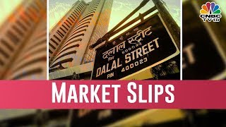 Market Fails To Hold Opening Gains To End Lower For The Eighth Day Running
