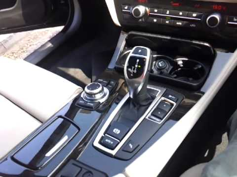 BMW 520d Msport Interior 2013