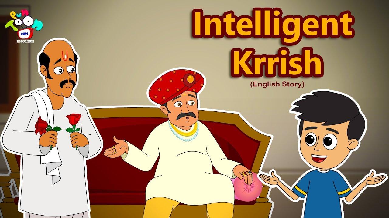 Intelligent Krrish   Story Of Wisdom   English Moral ...