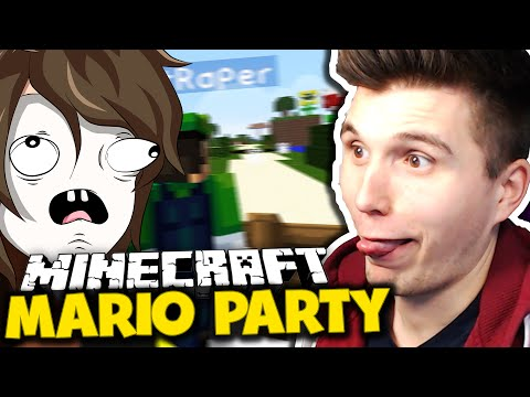 DU BIST SOOO ABGEHOBEN & MARIO PARTY IN DER ESL! ✪ Minecraft Mario Party mit Germanletsplay