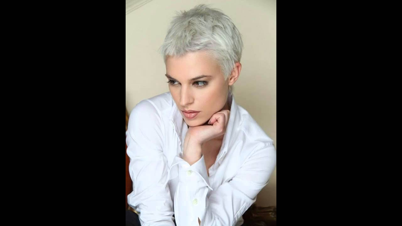pixie haircuts for women 2017 youtube