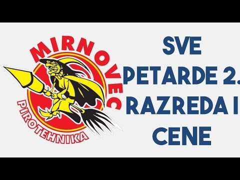 Petarde 2 Razreda i Cene za 2016/2017