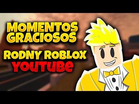 👉ESTOS Son Los MEJORES MOMENTOS De RODNY ROBLOX
