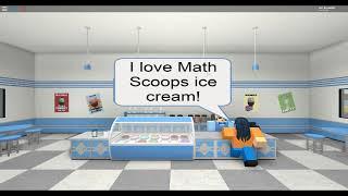Math Scoop: Actual MATH in Roblox