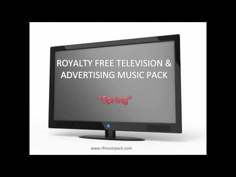 Royalty Free Music - 2015 Instrumental Background - Spring
