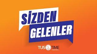 Nisan 2015 TUS Dr Merve Seçkin | T.P.: 67.48 K.P.: 69.51