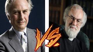 Дебаты:Ричард Докинз и Роуэн Уильямс