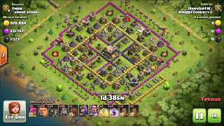 CLASH OF CLANS | ONE MİLLİON LOOT #15 / BİR MİLYON GANİMET #15