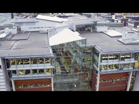 Campus video (Oslo, Bergen, Stavanger, Trondheim and Fudan)