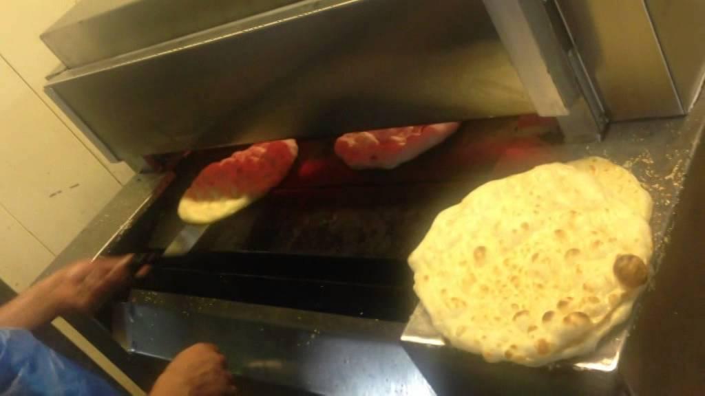 Roti Naan Making Machine Plant Youtube