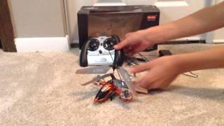 skylark avatar helicopter 4 channel coaxial balde