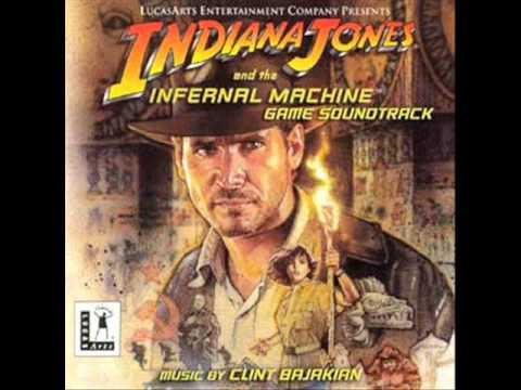 Indiana Jones and the Infernal Machine Soundtrack - Meroë