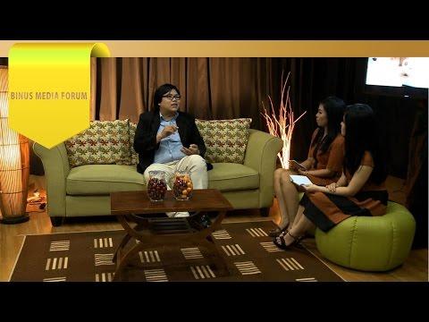 "BINUS MEDIA FORUM - Dani Setiadarma - Keproduseran Dalam Program Berita ""Seputar Indonesia"""