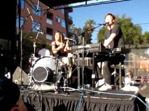 MATT AND KIM @ PASADENA MUSIC FESTIVAL-LESSONS LEARNED