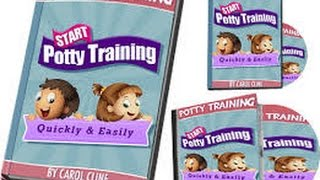 Start Potty Training Program Is Created By Susan Cline