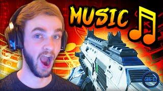 music hype advanced warfare gameplay live w ali a 8 call of duty aw