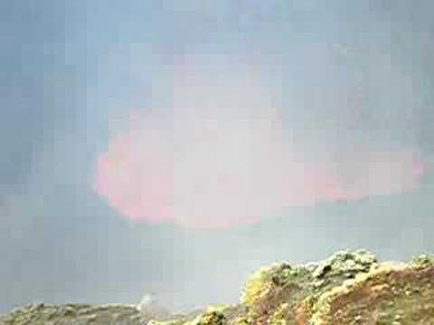 Villarrica Volcano Simmers