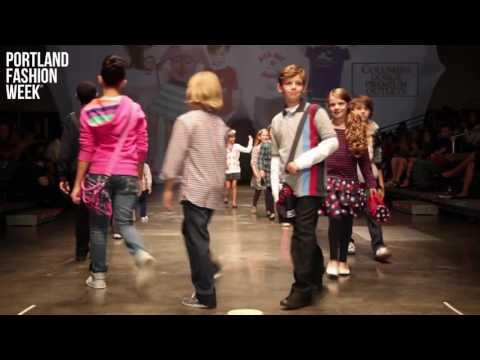 Kids & Teen Fashion Show PFW Fall 2013