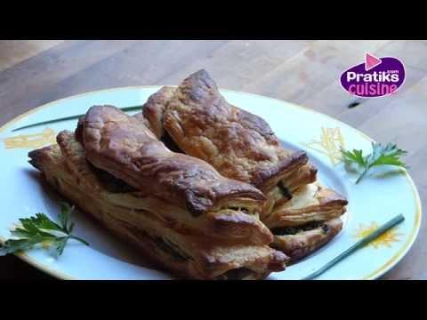 cuisine-plaisir-:-comment-faire-un-mille-feuille-d'épinard-et-chèvre