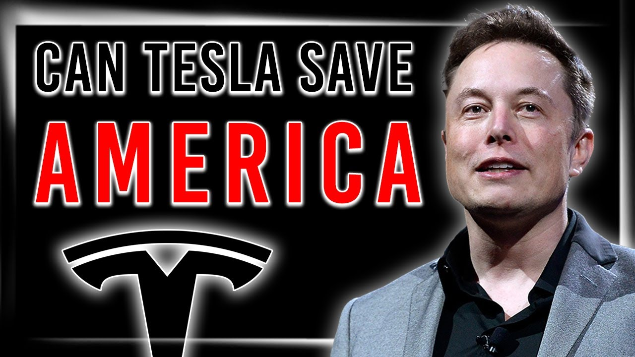 The Importance of Tesla to America's Economic Future (bigger than you think)