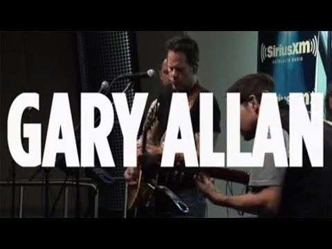 "Gary Allan ""Pieces"" // SiriusXM // The Highway"