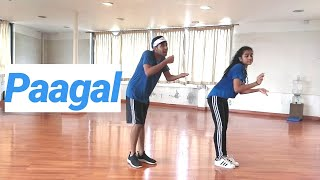 Badshah | Paagal | Nicky Pinto | Dance choreography