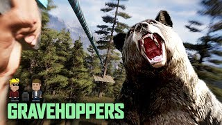 Can Rob Beat Far Cry 5 In One Life? | GraveHoppers Series Premiere