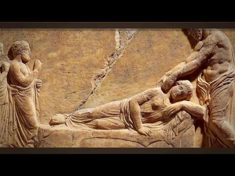 ¿Cómo era la prostitución en la Antigua Grecia?