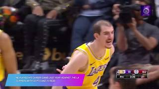 Los Angeles Lakers 2019-2020 Roster - Full Lineup and Players Highlights Video